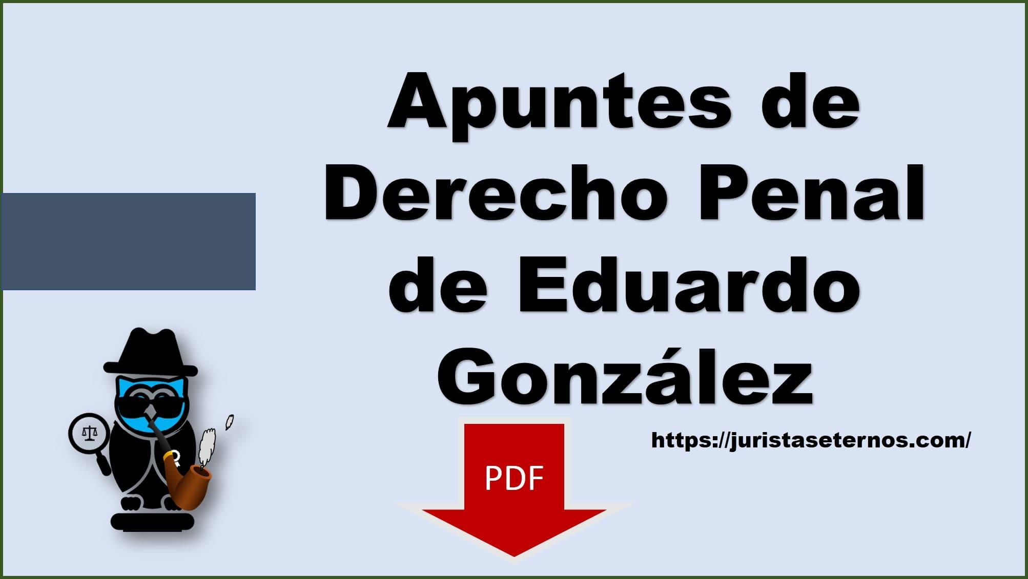 apuntes de derecho penal guatemalteco eduardo gonzalez pdf