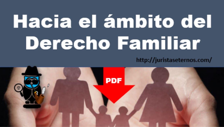 temas selectos 4 hacia el ambito del derecho familiar