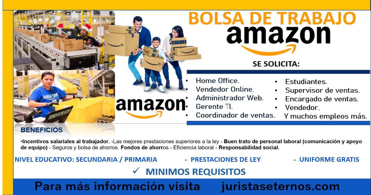 Bolsa de Trabajo Amazon
