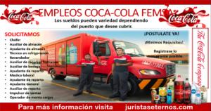 EMPLEOS COCA COLA