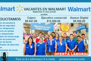 trabajadores de walmart